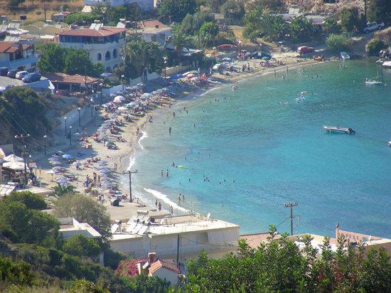 Crete, Greece: lygaria dall'alto