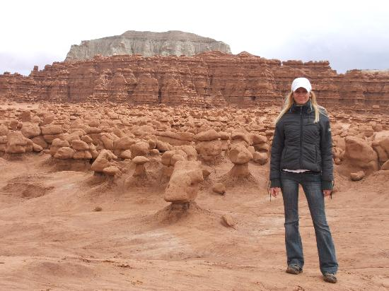 Goblin Valley State Park: lots of goblins
