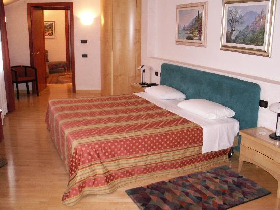 Hotel Contà: camera vista fiume
