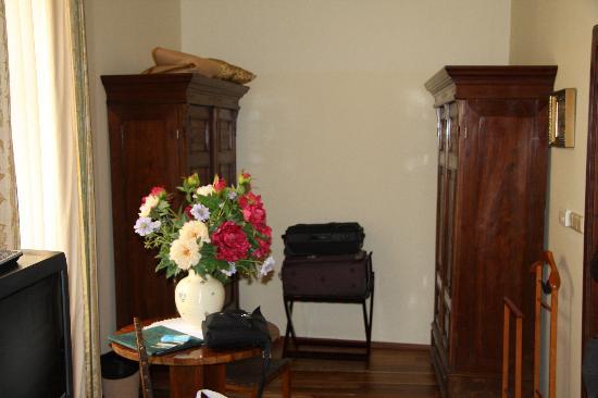 Grand Hotel Praha: La chambre 2