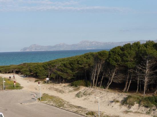 IBEROSTAR Albufera Playa: View from the room