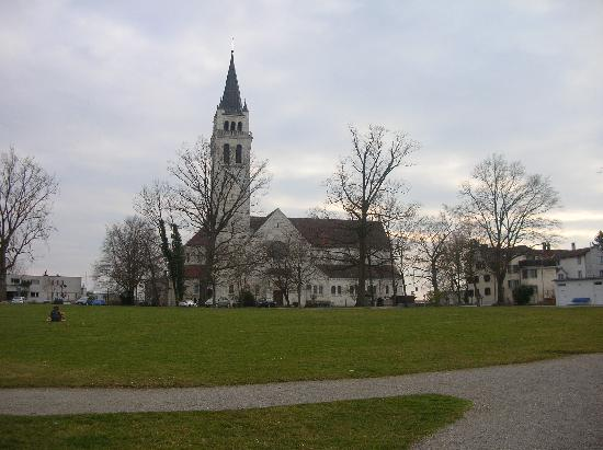 Kirche Romanshorn