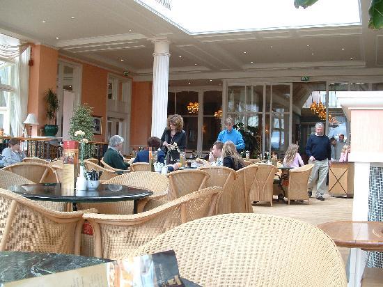 Crieff Hydro Hotel and Resort: The Winter Garden