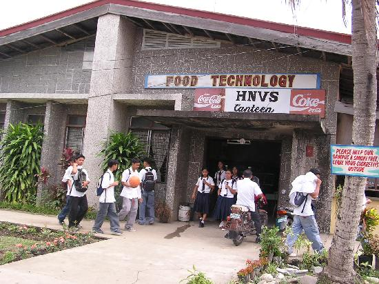 Hilongos Philippines  city photos gallery : Part of Hilongos Hish School Campus. Picture of Hilongos, Leyte ...