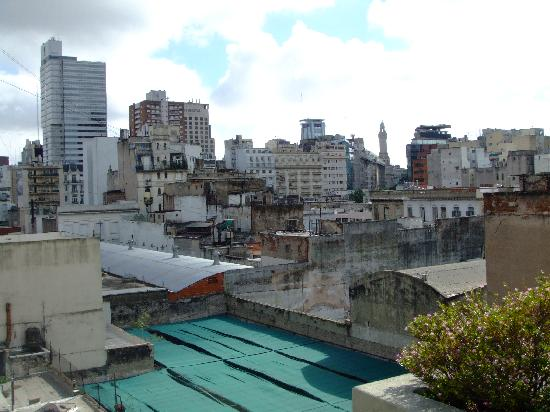 Don Telmo: View from rooftop