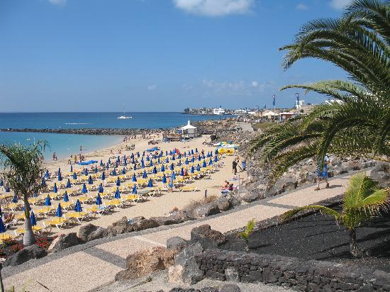 Ona Las Casitas : Dorada beach, Playa Blanca  15 min walk away