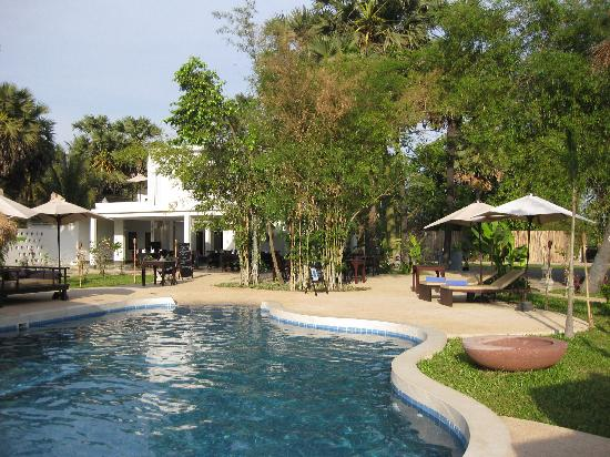 Sojourn Boutique Villas: The awesome pool