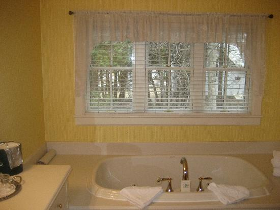 White Gull Inn: Jacuzzi