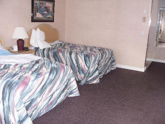 Sedona Motel: Inside of Double Room