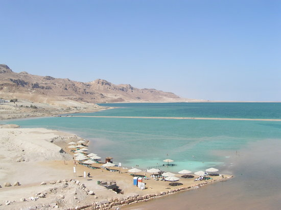 Hod Hamidbar Resort and Spa Hotel: view from our room's window