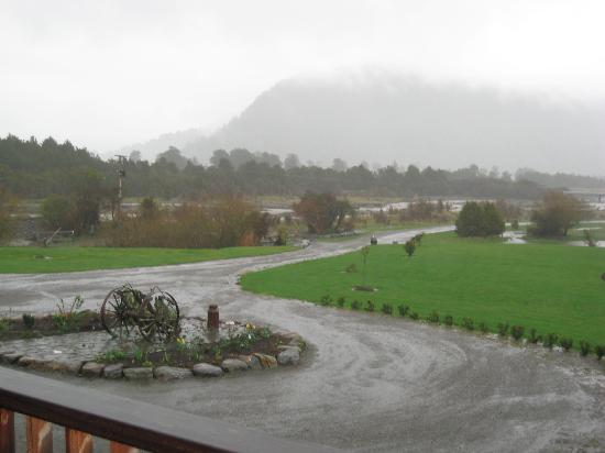 Franz Josef Glacier Country Retreat: View from room