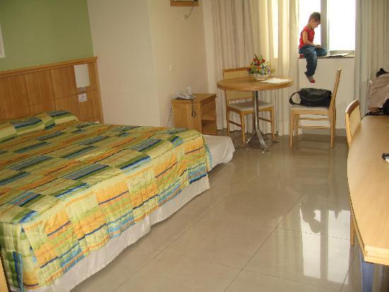 Hotel Astoria Palace: Unser Zimmer