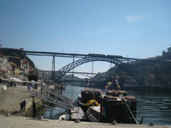 Guest House Douro: la vue