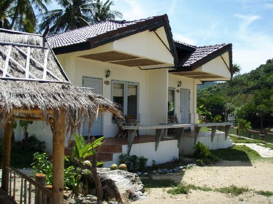 Thanya Beach Resort: Villas