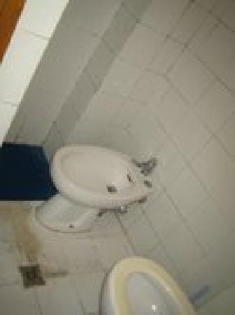 Hotel Centro - Campi Bisenzio: Lavabo habitacion 21 Hotel Centro