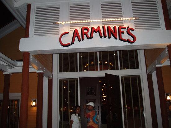 Carmine S Nassau Restaurant Reviews Phone Number