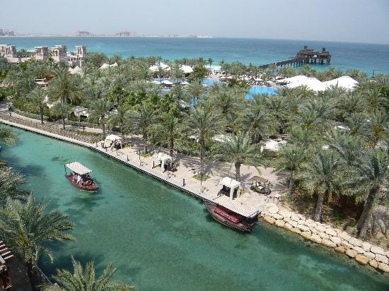 Jumeirah Al Qasr at Madinat Jumeirah: View from our room