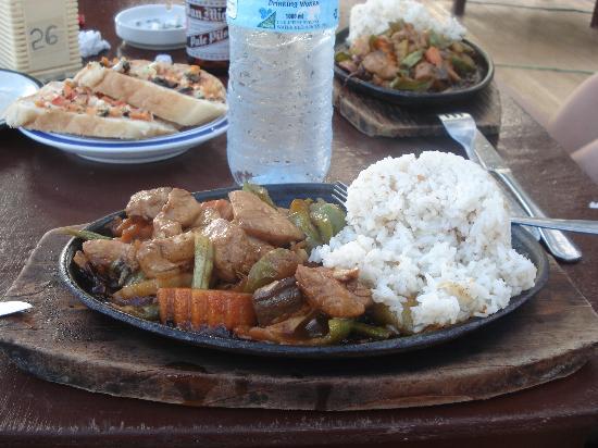 Sunsplash Resort Restaurant : great food