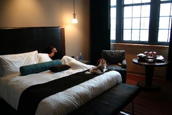 Iron Horse Hotel : Bedroom