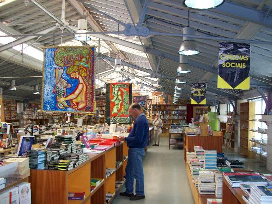 Quinta do Scoto: We visited a Lisbon market