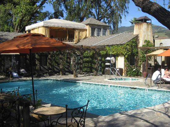 Kenwood Inn and Spa, A Four Sisters Inn: Pool