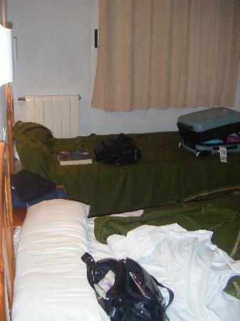 Apartamentos Primavera Loix: basic but clean