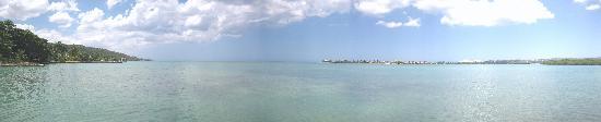 Emerald Escape Beach Resort: view
