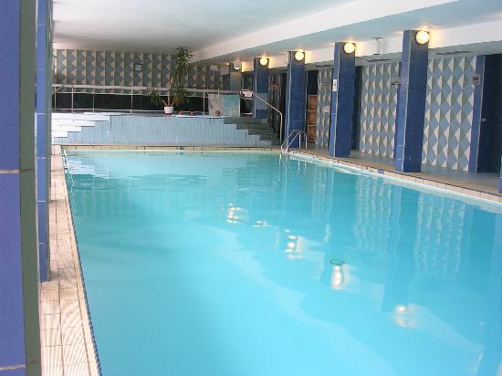 La Piscine Inte Picture Of Hotel Les Dryades Golf Spa