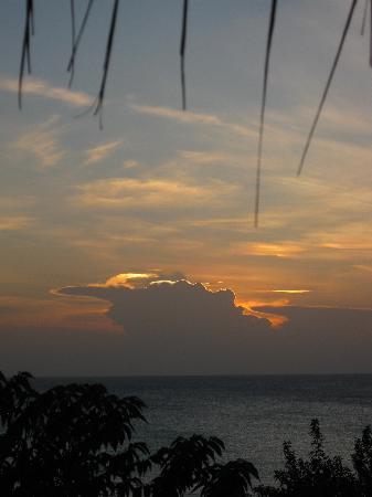 The Manta Resort: African sunset