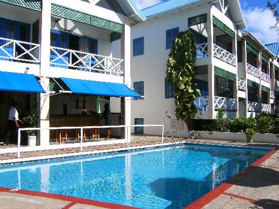 Manta Lodge: hotel