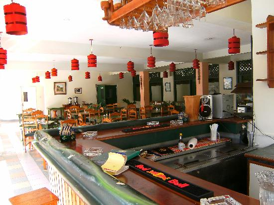 Manta Lodge: resturant