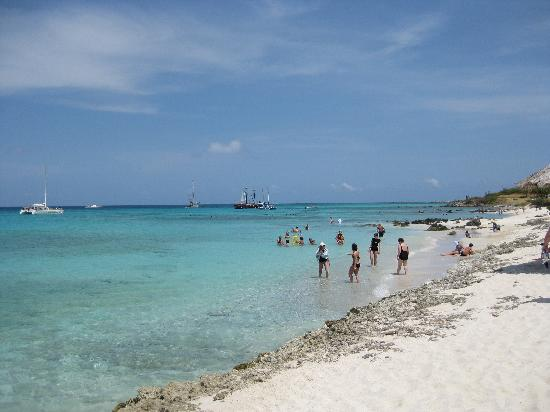 Paradise Beach Villas Malmok Snorkling Site