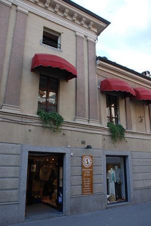 Casa De Giorgis : Fascade