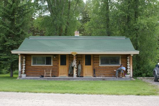 Spotted Horse Ranch: Our Cabin!!