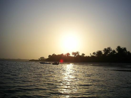 ביסאו, גינאה-ביסאו: Rubane, uma das 82 Ilhas Bijagós.