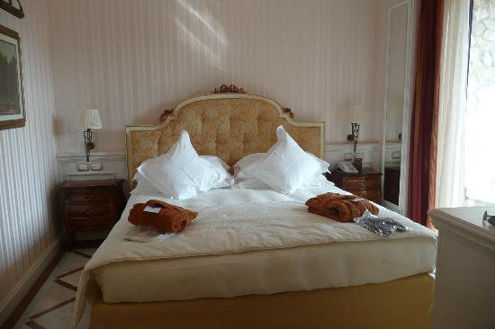 Petriolo Spa Resort: Junior suite - zona letto