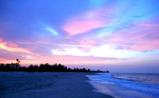 West-End Paradise: Sunrise on Sanibel
