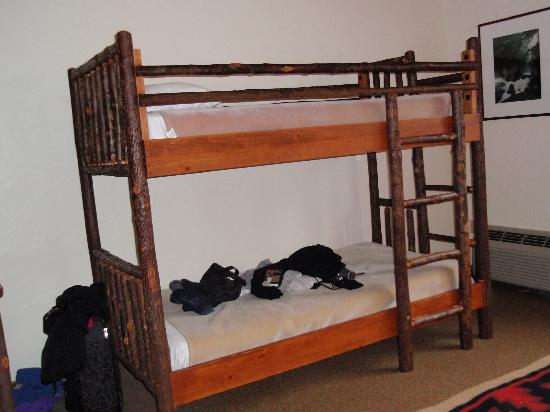 Rocking Horse Ranch Resort: bunk beds