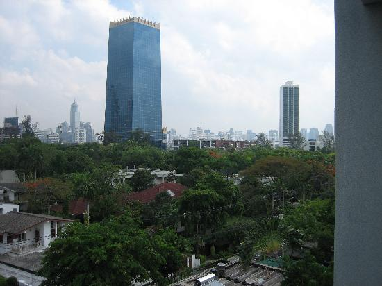 Babylon Bangkok: View from Breakfast Room
