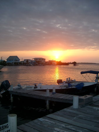 San Pedro, Belize: Un-Belizable Sunsets!