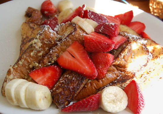 The Cottage La Jolla : BEST French Toast at the Cottage
