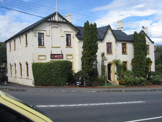 Quality Hotel Colonial Launceston : Quality Hotel Colonial
