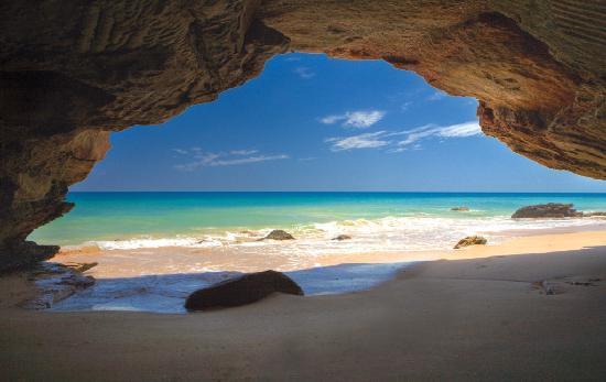 Amazing Beach Caves To Explore