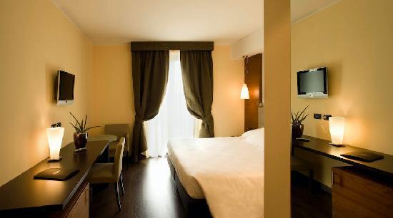 Red's Redaelli Hotel: Double room