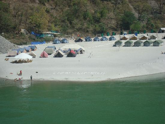Rishikesh - The Camp 5 Elements by Aspen : Camp