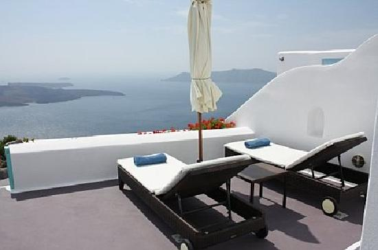 Dreams Luxury Suites: Best place to spend a sunny afternoon