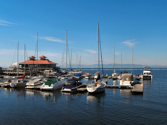 Burlington waterfront (Lake Champlain)