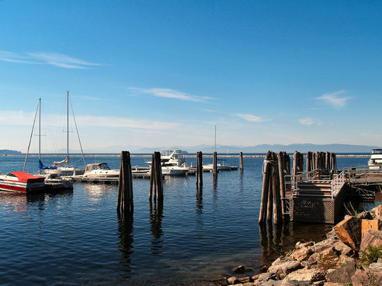 Burlington: Lake Champlain