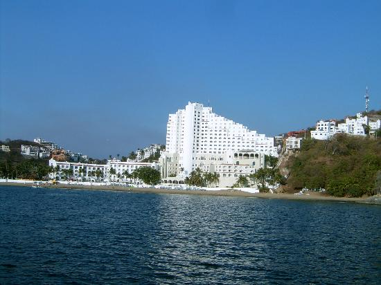 Tesoro Manzanillo: Tesoro from an ocean view