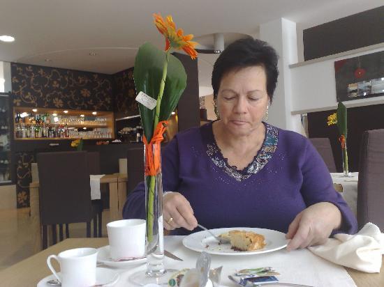 Sanlu Hotel: Prima colazione